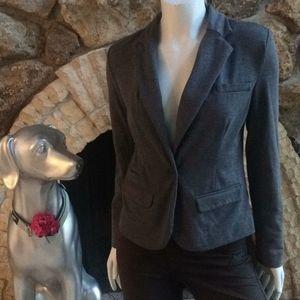 Merona Career Blazer Gray Women's Size S